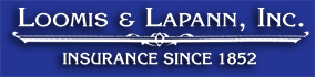 Loomis & Lapann, Inc.  Insurance Since 1852