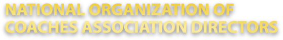 National Organization of Coaches Association Directors